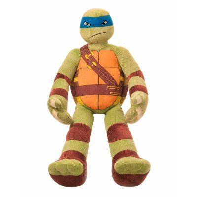 Ninja Turtles, Leonardo mjukdjur, 60 cm
