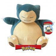 StorOchLiten Pokémon, Gosedjur - Snorlax 30 cm
