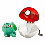 Pokémon Toss ´N Pop Bulbasaur&Poke Ball