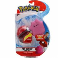 Pokémon - Toss ´N Pop Wave 2 - Ditto&Poké Ball
