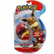 Pokémon - Toss ´N Pop Wave 2 - Eevee&Poké Ball