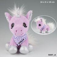 Snukis, Mjukdjur 18 cm - Stella the Unicorn