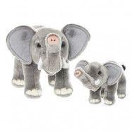 Teddykompaniet Teddy Wild Elefant 48 cm