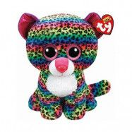 TY, Beanie Boos - DotTY multicolor leopard XL 70 cm