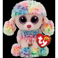TY, Beanie Boos - Rainbow Pudel 15 cm