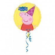 Folieballong Greta Gris - 45 cm