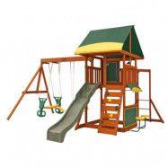 Kidkraft, Gungställning - Brookridge Wooden Swing Set