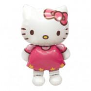 Folieballong Hello Kitty Airwalker