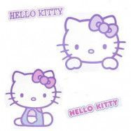 Hello Kitty Wallstickers