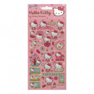 Stickers Hello Kitty Folie - 1 ark