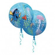 Folieballong Orbz Hitta Doris