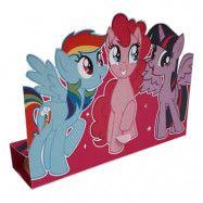 My Little Pony Inbjudningskort - 8-pack