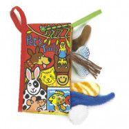 Jellycat Tails Book (Husdjur)