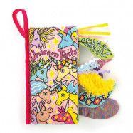 Jellycat Tails Book (Unicorn)