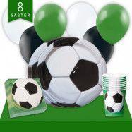 Kalaspaket Fotboll Enkel 8 pers