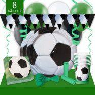 Kalaspaket Fotboll Lyx 8 pers