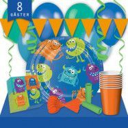 Kalaspaket Monster Lyx 8pers