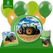 Kalaspaket Traktor Enkel 8 pers