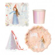 Meri Meri Magical Princess Kalaspaket Litet