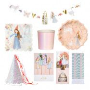 Meri Meri Magical Princess Kalaspaket Stort