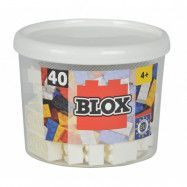 BLOX, Brickor Vit 40 st