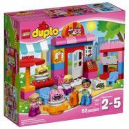 LEGO Duplo 10587, Kafé