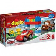 LEGO Duplo 10600, Disney Pixar Bilar ¿ klassisk racertävling