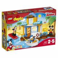 LEGO, DUPLO 10827 Disney Musse och hans vänner strandhus