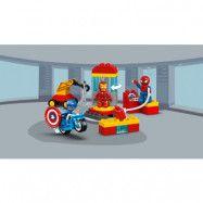 LEGO DUPLO 10921 Superhjältarnas labb
