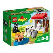 LEGO DUPLO Bondgårdsdjur 10870