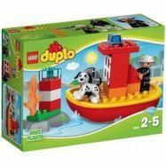 LEGO DUPLO - Brandbåt 10591