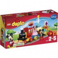 LEGO DUPLO Disney 10597, Musse och Mimmis födelsedagsparad