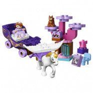 LEGO DUPLO - Disney Princess: Sofia den första den magiska vagnen 10822