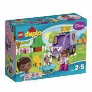 LEGO DUPLO Doc McStuffins 10605, Doc McStuffins Ambulansen Rosie