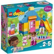 LEGO DUPLO - Doc McStuffins Trädgårdsklinik 10606