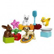 LEGO DUPLO - Familjens husdjur 10838