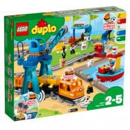 LEGO DUPLO Godståg 10875