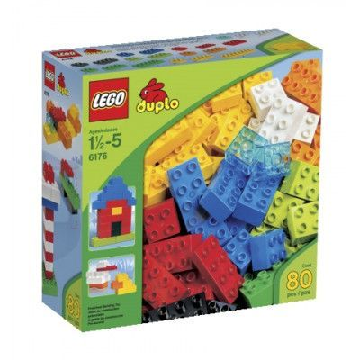 LEGO DUPLO Klossar 6176, Basic klossar deluxe