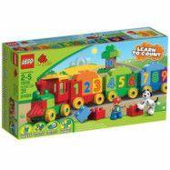 LEGO DUPLO Learning Play - Siffertåg 10558