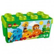 LEGO DUPLO - Mitt första djur: Klosslåda 10863