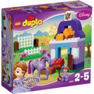 LEGO DUPLO - Sofia den Första: Kungliga stallet 10594