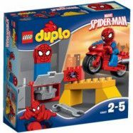 LEGO DUPLO - Spindelmannens cykelverkstad 10607