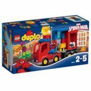 LEGO DUPLO - Spindelmannens spindeltruckäventyr 10608