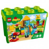LEGO DUPLO - Stor lekplats: Klosslåda 10864