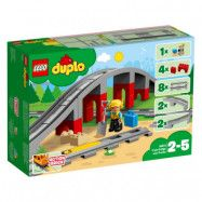 LEGO DUPLO - Tågbro och spår 10872
