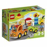 LEGO DUPLO Town 10814, Bärgningsbil