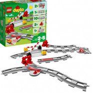 LEGO DUPLO Town 10882, Tågräls