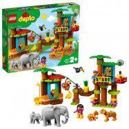 LEGO DUPLO Town 10906 Tropisk ö