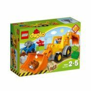 LEGO DUPLO - Town: Grävlastare 10811