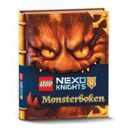 Egmont Kärnan Kärnan, LEGO Nexo Knights, Monsterboken, 64 sid